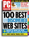 PC Magazine's Top 100 Websites of 2004